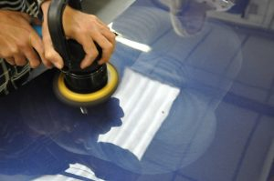 polishing in action