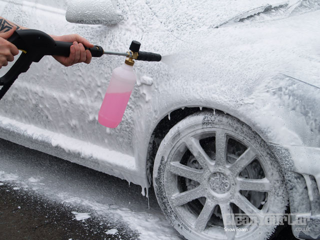What Is Snowfoam Detailingwiki The Free Wiki For Detailers