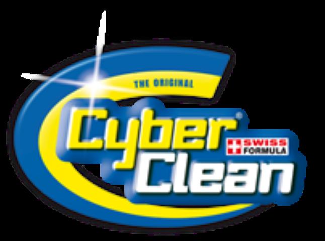 CyberClean logo