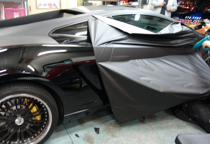 What Types Of Wrap Are There Detailingwiki The Free Wiki For
