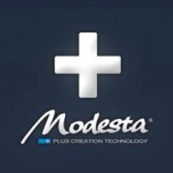 Modesta logo