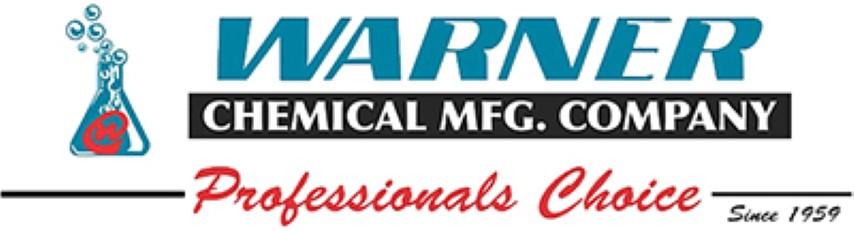 Warner Chemical Manufacturing Logo