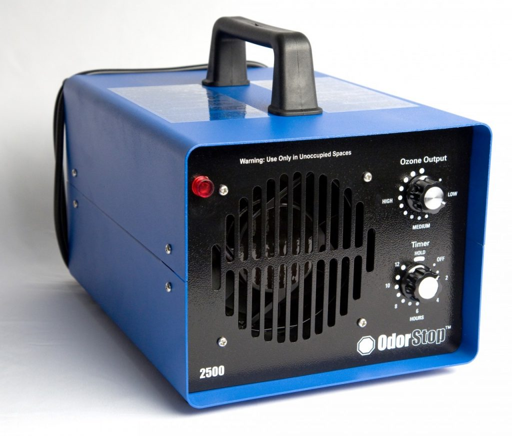 What is an ozone generator