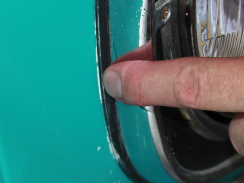 remove dried polish