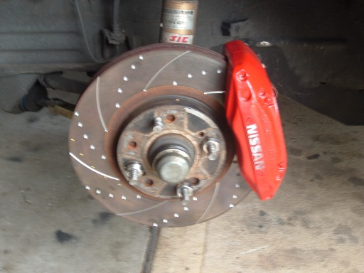 What are brakes or calipers